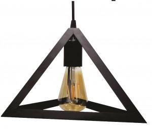 Lampara base Triangular